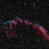 Veil Nebula taken by Steve Grimsley of Houston