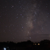 Sagittarius Milky Way with Venus and Saturn taken by Ed Flaspoehler of Dallas, TX